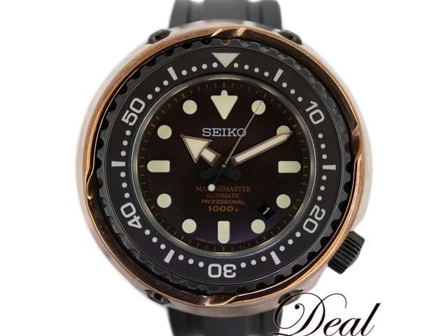 希少!50周年記念700本限定 SEIKO セイコー マリンマスター プロフェッショナル 1000m SBDX016 8L35 メンズ 腕時計
