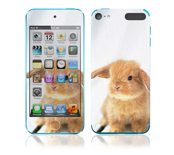 You Ill IPod Touch 5th Generation Seal Skins Wallpaper Of Wallet Cute AM30 Cover Case Popular Fashion Deco Stickers
