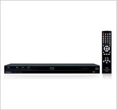 [3D compatible] Hitachi Blu-ray disc player DVL-BPT3000 P25Jun15