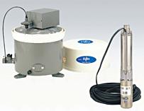 テラル HP-T605F/HP-T606F 深井戸用圧力タンク式 多段タービン水中ポンプ600W 単相100V  05P27May16