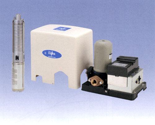 テラル HP-L456 深井戸用定圧給水式 多段タービン水中ポンプ450W 単相100V(60HZのみ)  05P27May16