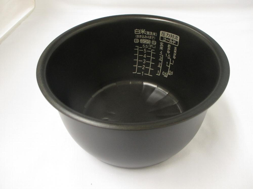 日立純正パーツ ジャー炊飯器用内釜 RZ-FX10J 001  05P27May16