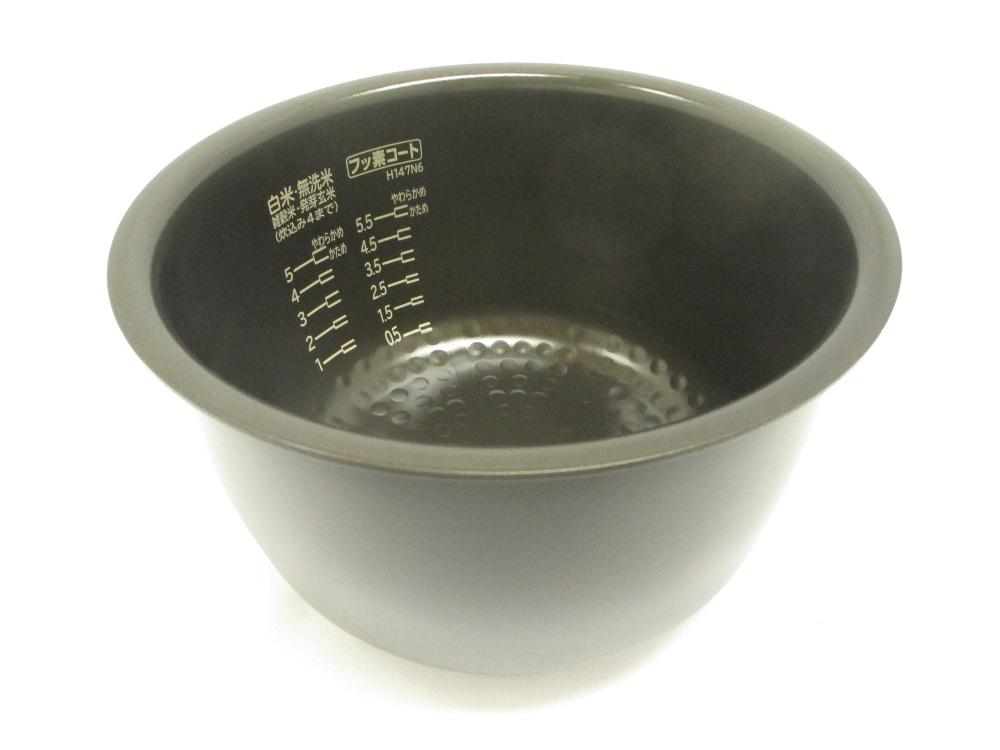 【送料無料!】日立純正パーツ ジャー炊飯器用内釜 RZ-WG10M 008(RZ-KX100J 001 の移行部品になります。)  05P27May16