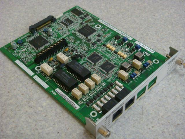 【中古】IP3D-2BRIU-A1 NEC Aspire X デジタル2局線ユニット【ビジネスホン 業務用】