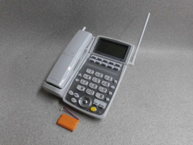 【中古】 NTT BX2 BX2-CCLTEL-(1)(W) BX2カールコードレス電話機【ビジネスホン 業務用 電話機 本体 子機】