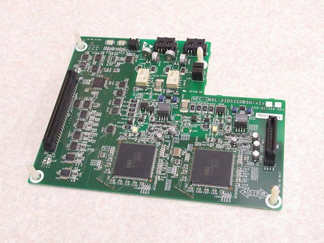 NXL-2IDSICOBSU- 1 買い取り NTT αNX-L ISDN2外線サブユニット お気に入り 中古ビジネスホン 中古ビジネスフォン ビジネスホン 中古 業務用