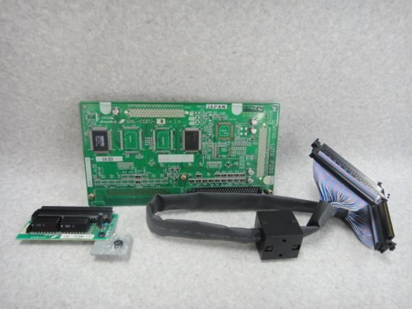 【中古】 NTT GXL GXL-CCEU-B-(1) + GXL-TERM-(1) GXL用CPU拡張B基板セット【ビジネスホン 業務用 電話機 本体】