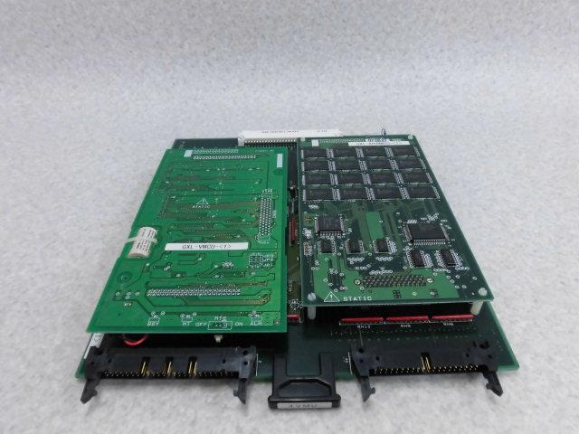 【中古】GXL-4VMU-(1)+GXL-8HVMMSU-(1)+GXL-VMCU-(1)NTT αGX-L 8ch・8時間音声メールユニット【ビジネスホン 業務用】