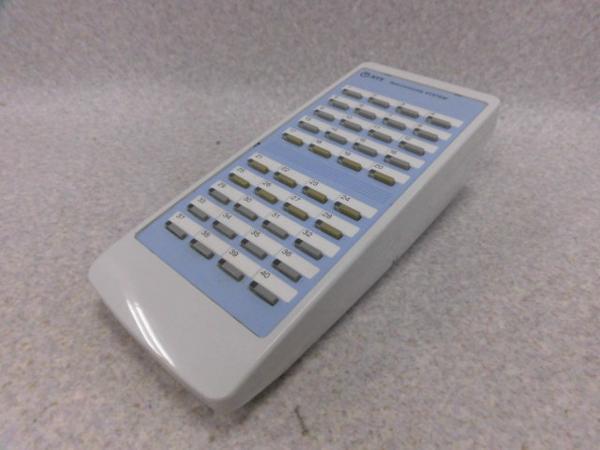 サービス GX-SCONS- 1 W NTT クリアランスsale 期間限定 GX40ボタンスターコンソール 中古ビジネスホン 中古ビジネスフォン 業務用 中古 電話機 ビジネスホン 本体