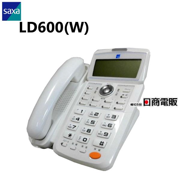 【中古】LD600(W)SAXA/サクサ XT30010ボタン多機能電話機【ビジネスホン 業務用 電話機 本体】
