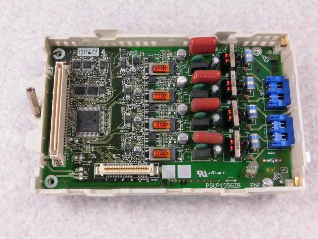 【中古】VB-F220 Panasonic パナソニック La Relier 4アナログ局線ユニット【ビジネスホン 業務用】