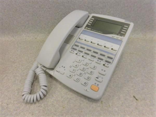 正規逆輸入品 MBS-6LTEL- 2 NTT αRX2 6ボタンバス標準電話機 中古ビジネスホン 電話機 中古ビジネスフォン 業務用 中古 半額 本体 ビジネスホン