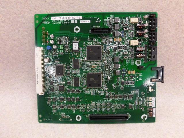 【中古】NXL-2IDSICOB/EU-(2) NTT αNX2L2デジタル局線ユニット【ビジネスホン 業務用 ユニット】
