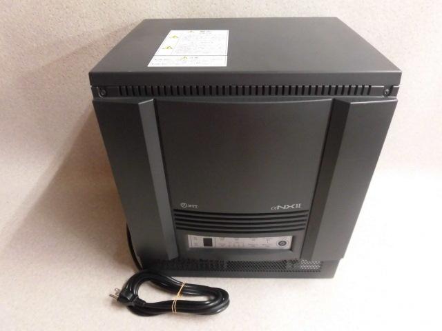 【中古】NX2L-ME-(E1)NTT αNX2L型主装置 システム容量24/80【ビジネスホン 業務用 主装置】