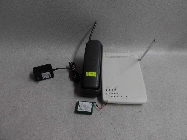 【中古】PG308 WSIITAMRA/タムラアナログコードレス【ビジネスホン 業務用 電話機 本体】