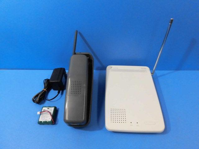 【中古】PG308 WS(A)TAMRA/タムラアナログコードレス【ビジネスホン 業務用 電話機 本体】