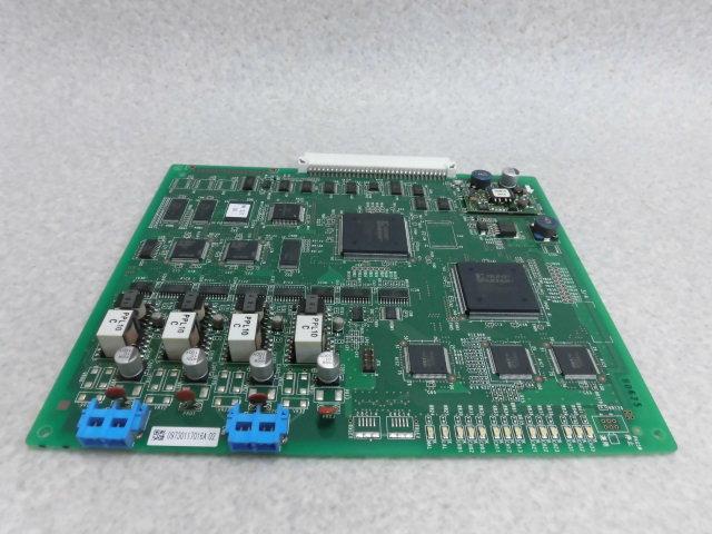【中古】MXN-4DRIF2A-OA日立/HITACHI MX900IP4回路2Wデジタル無線ユニット【ビジネスホン 業務用 電話機 本体】