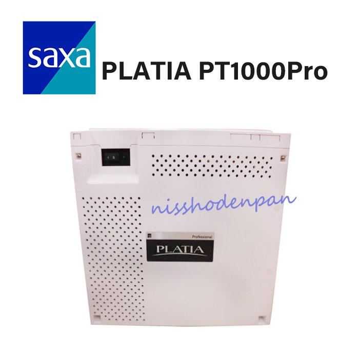 【中古】PT1000Pro 主装置SAXA/サクサ PLATIA/プラティア【ビジネスホン 業務用 電話機】
