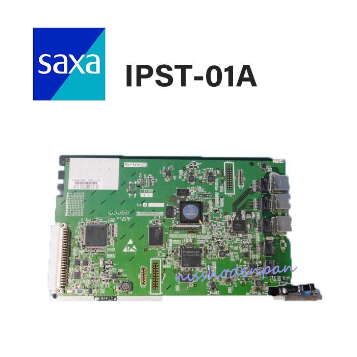 【中古】IPST-01A SAXA/サクサ PT1000(Croscore/IPOffice) 16IP多機能電話ユニット【ビジネスホン 業務用】