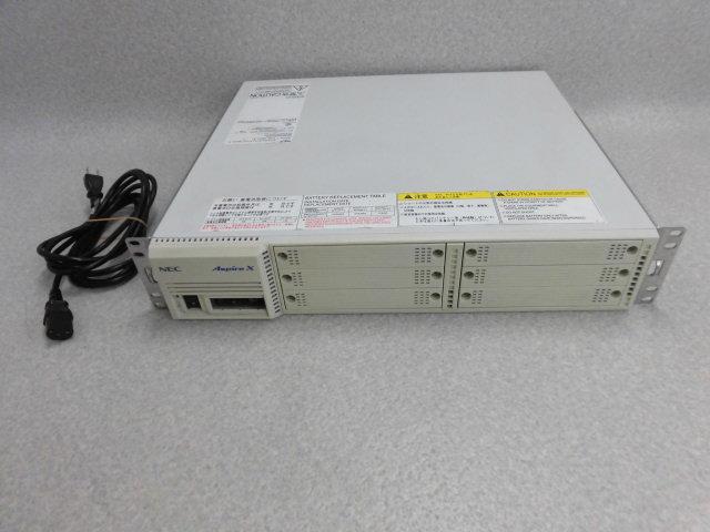 【中古】IP3D-6KSU-A1NEC AspireX 主装置【ビジネスホン 業務用】