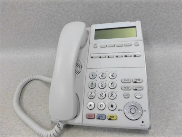 ITL-6DE-1D WH TELNEC おしゃれ Aspire X DT7006ボタンIP標準電話機 中古ビジネスホン 本体 中古ビジネスフォン 業務用 ビジネスホン 中古 電話機 セール
