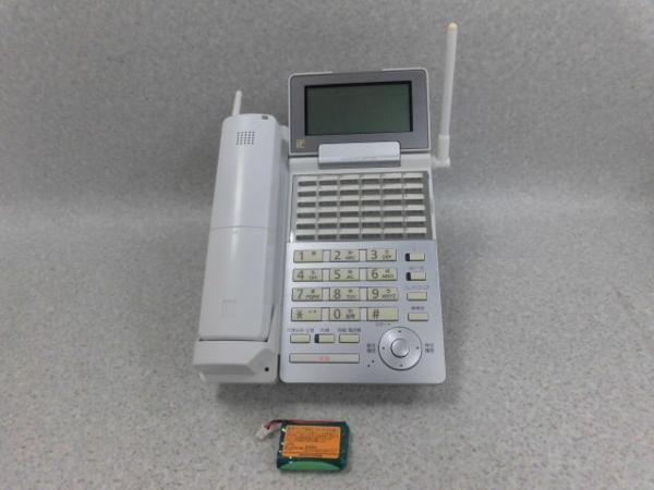 【中古】NYC-36iE-DHCL ナカヨ/NAKAYO iE 36ボタンディジタルハンドルコードレス電話機【ビジネスホン 業務用 電話機 本体 子機】
