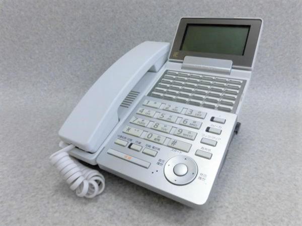 【中古】【10台セット】NYC-36iE-SD(W)2ナカヨ/NAKAYO iE36ボタン標準電話機【ビジネスホン 業務用 電話機 本体】
