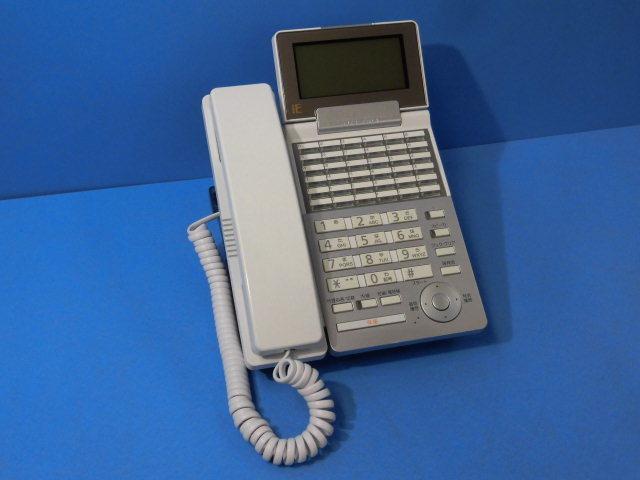 【中古】NYC-36iE-IPSD(W)2ナカヨ/NAKAYO integral-E36ボタンIP標準電話機【ビジネスホン 業務用 電話機 本体】