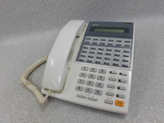 購買 DX2D-24BTUX 電話機 WH 日通工 24ボタン電話機 ☆国内最安値に挑戦☆ 中古ビジネスホン 中古ビジネスフォン 子機 本体 業務用 中古 ビジネスホン