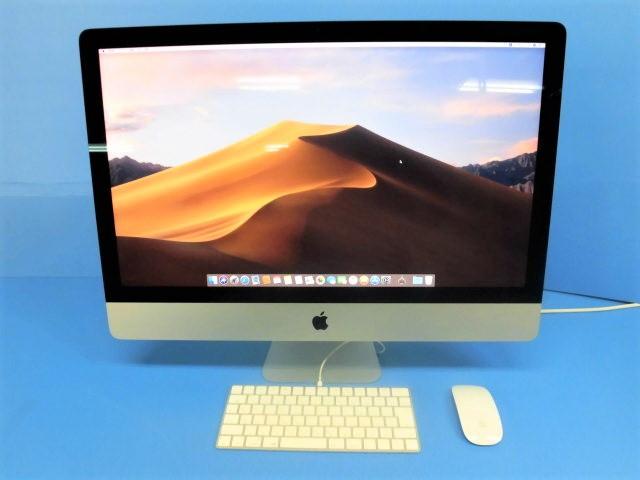 【中古】【バージョン10.14.1】APPLE iMac A1419(Late 2015)i5 / 8GB / 1TB【ビジネスホン 業務用 電話機 本体】