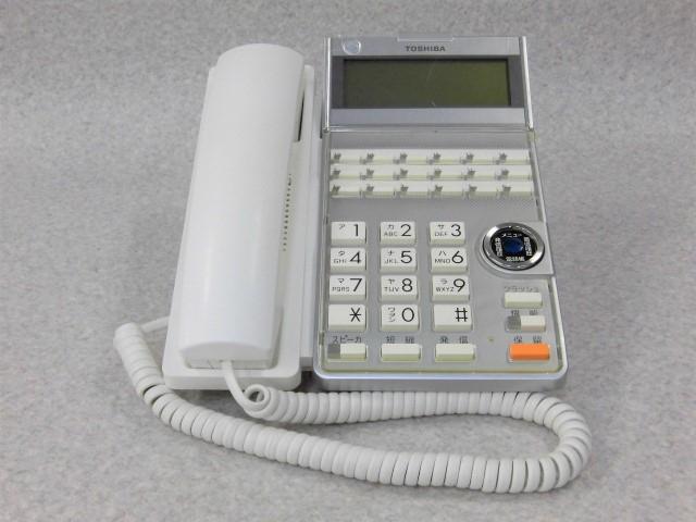 【中古】東芝 TD615TOSHIBA/東芝コミティ18ボタン多機能電話機【ビジネスホン 業務用 電話機 本体】