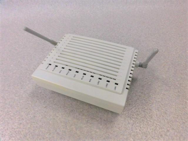 【中古】NTT Netcommunity SYSTEM RACSIA WIB-(1) 無線アクセスポイント兼RACSIA主装置【ビジネスホン 本体 アンテナ】
