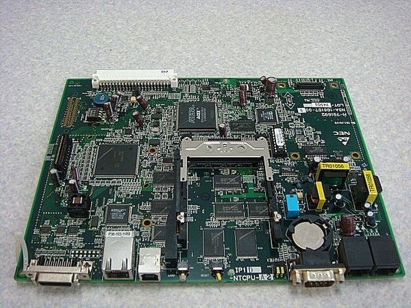 【中古】IP1D-NTCPU-A2 NEC AspireMCPU Aユニット Ver 7.10【ビジネスホン 業務用 電話機】