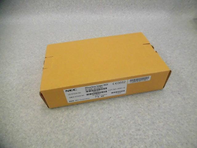 【新品】IP1WW-2PGDAD NEC Aspireページングアダプタ【ビジネスホン 業務用 電話機 本体】
