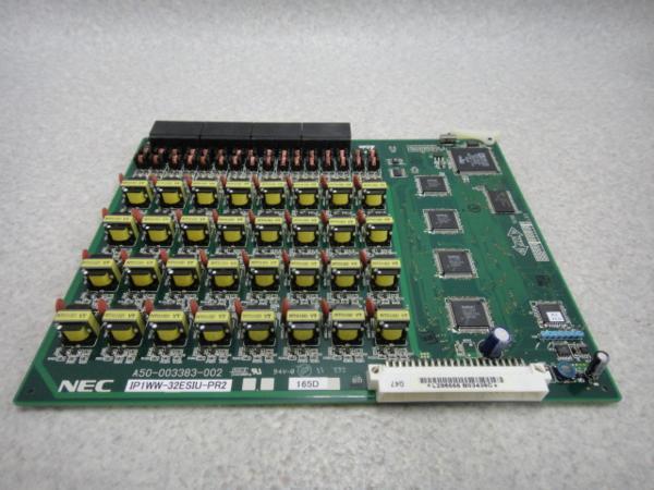 【中古】IP1WW-32ESIU-PR2NEC AspireM32回線ESIユニット【ビジネスホン 業務用】