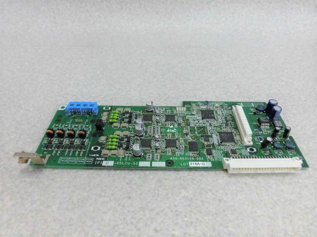 【中古】IP1D-4SLIU-S2NEC Aspire4単体電話機ユニット【ビジネスホン 業務用 ユニット】