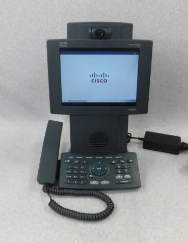 【中古】Cisco IPphone 7985Gシスコ/CiscoIP Phone IP電話機【ビジネスホン 業務用 電話機 本体】