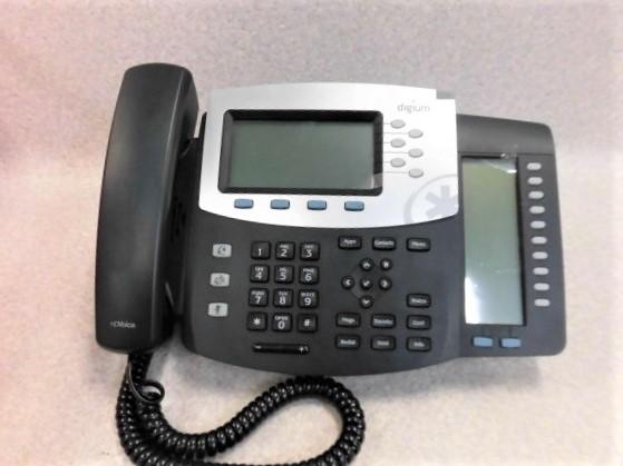 【中古】Digium IP Phones D70【ビジネスホン 業務用 電話機 本体】