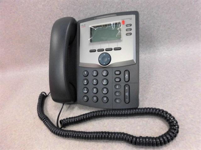 【中古】Cisco/シスコ SPA3033-Line IP Phone IP電話機【ビジネスホン 業務用 電話機 本体】
