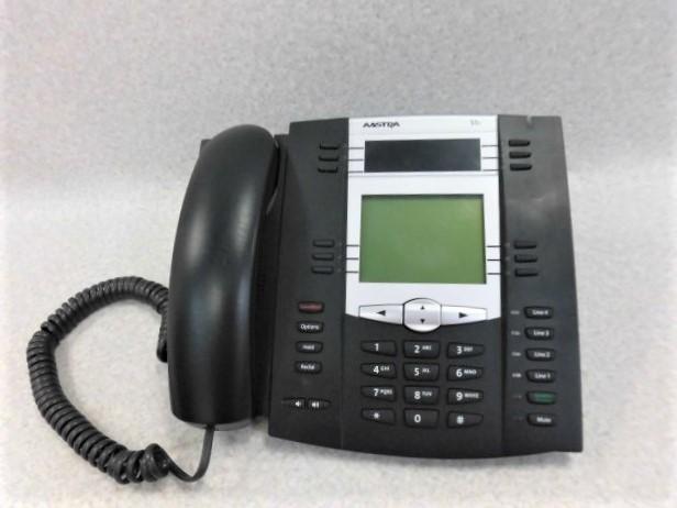 【中古】55iアストラ/AastraIP Phone IP電話機【ビジネスホン 電話機 本体】