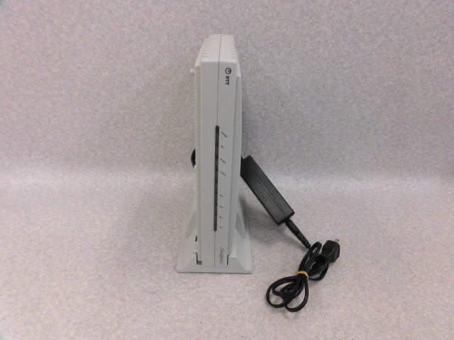 【中古】VG820A-Eゲートウェイ装置SX(1)NTT Netcommunityひかり電話対応アダプタ【ビジネスホン 業務用 電話機 アダプタ】