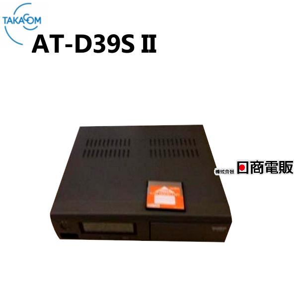 【中古】TAKACOM/タカコムAT-D39Sll+DFC-30Mカード3回線音声応答装置【ビジネスホン 業務用 電話機 本体】