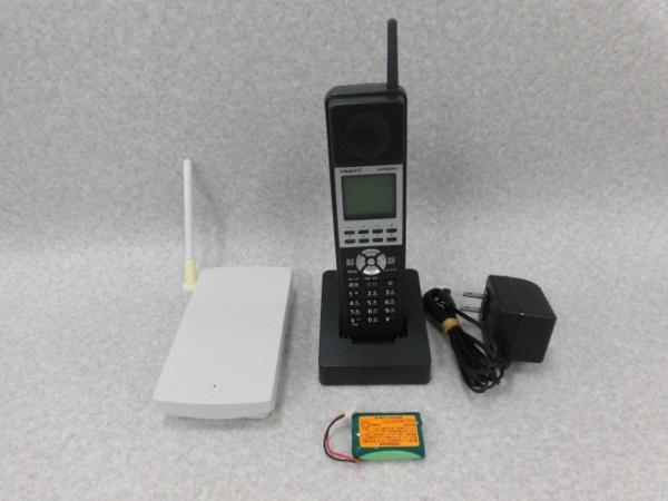 【中古】ET-8iE-DCLL(B)日立/HITACHI iEデジタルコードレス電話機【ビジネスホン 業務用 電話機 本体 子機】