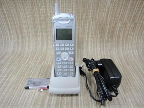 【中古】FC741E2E富士通/FUJITSUIP Pathfinder PHS電話機【ビジネスホン 業務用 電話機 本体】