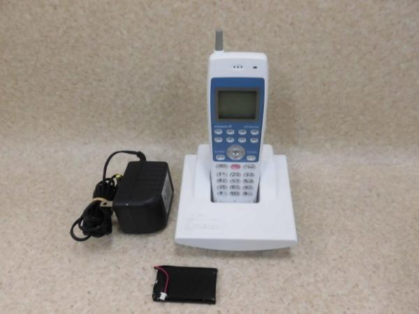 【中古】 日立/HITACHI iA用 ET-8iA-DCL デジタルコードレス電話機【ビジネスホン 業務用 電話機 本体 子機】