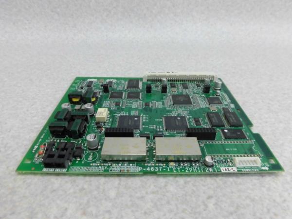 【中古】ET-2PHI(2W)-iA2/L日立/HITACHI 108iA2デジタルコードレスアンテナユニット【ビジネスホン 業務用 電話機 本体】