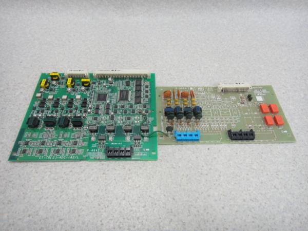 【中古】ET-4MDF-iA/L+ ET-TR(2)+4DC-iA2/L日立/HITACHI 108iA II/A III4MDFユニット+アナログ4回線(転送2組)+4回線ボタン電話ユニット2(iA2/L) 【ビジネスホン 業務用】