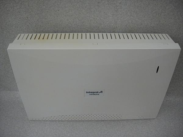【中古】ET-40iA-ME 日立/HITACHI 40iA主装置 (初実装:ボタン電話:10回路、単独電話:2回路)【ビジネスホン 業務用】