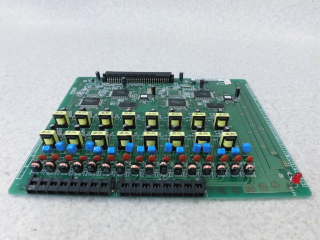 【中古】BX060-16KLC-G OKI IPstage MX 16多機能電話機ユニット【ビジネスホン 業務用】