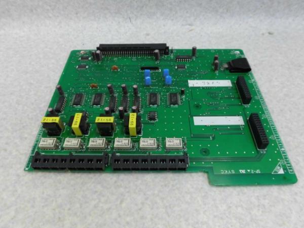 AZ-MISCB-LAOKI 沖電気 ※アウトレット品 IPstage MXドアホン制御4回路ユニット ビジネスホン 中古 業務用 本体 メーカー再生品 電話機